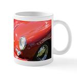 The Little Red Porsche Mug