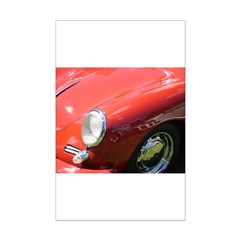 The Little Red Porsche Posters
