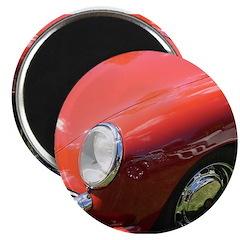 The Little Red Porsche Magnet