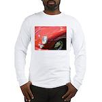 The Little Red Porsche Long Sleeve T-Shirt