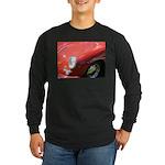 The Little Red Porsche Long Sleeve Dark T-Shirt
