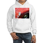 The Little Red Porsche Hooded Sweatshirt