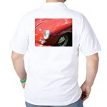 The Little Red Porsche Golf Shirt