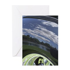 Classic Reflections Greeting Card