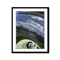Classic Reflections Framed Panel Print