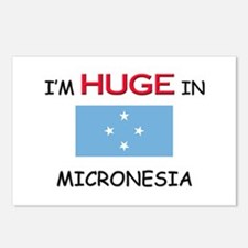I'd HUGE In MICRONESIA Postcards (Package of 8)