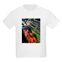 Fire and Chrome T-Shirt
