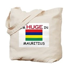 I'd HUGE In MAURITIUS Tote Bag