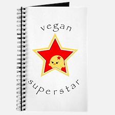 Vegan Superstar Journal
