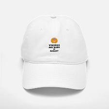 Vikings are born in December Cl9w1 Baseball Baseball Cap
