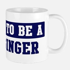 Proud to be Messinger Mug