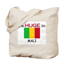 I'd HUGE In MALI Tote Bag