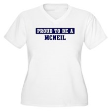 Proud to be Mcneil T-Shirt