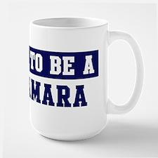Proud to be Mcnamara Ceramic Mugs