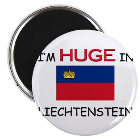 I'd HUGE In LIECHTENSTEIN Magnet