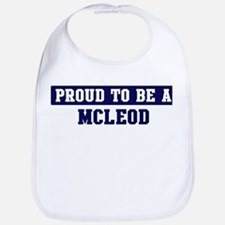 Proud to be Mcleod Bib