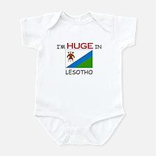 I'd HUGE In LESOTHO Infant Bodysuit