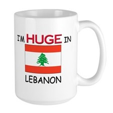 I'd HUGE In LEBANON Mug