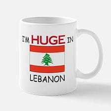 I'd HUGE In LEBANON Small Small Mug
