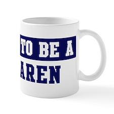 Proud to be Mclaren Small Mug