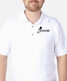 Groom (Top Hat) T-Shirt