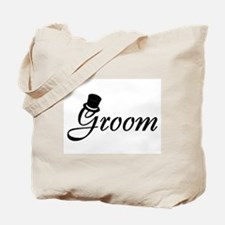 Groom (Top Hat) Tote Bag
