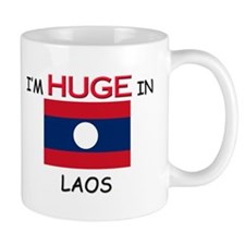 I'd HUGE In LAOS Mug