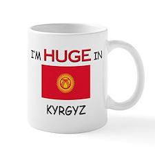 I'd HUGE In KYRGYZ Mug