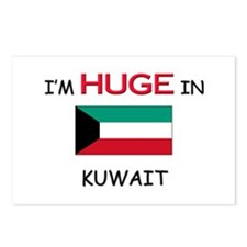 I'd HUGE In KUWAIT Postcards (Package of 8)