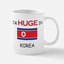 I'd HUGE In KOREA Mug