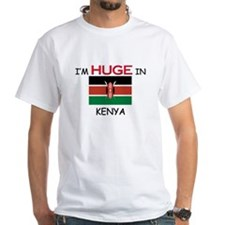 I'd HUGE In KENYA Shirt