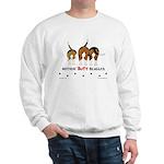 Nothin' Butt Beagles Sweatshirt