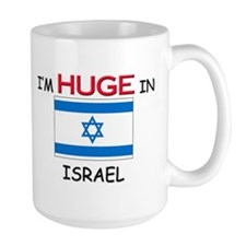 I'd HUGE In ISRAEL Mug