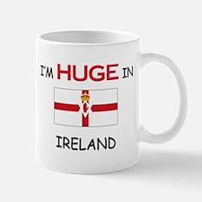 I'd HUGE In IRELAND Mug