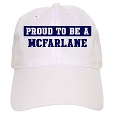 Proud to be Mcfarlane Baseball Cap