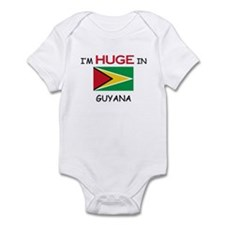 I'd HUGE In GUYANA Infant Bodysuit