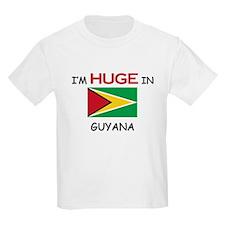I'd HUGE In GUYANA T-Shirt