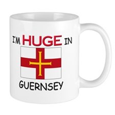 I'd HUGE In GUERNSEY Mug