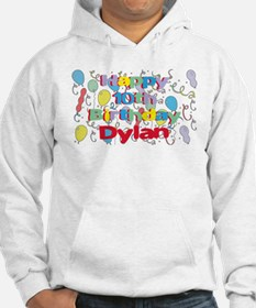 Dylan's 10th Birthday Hoodie