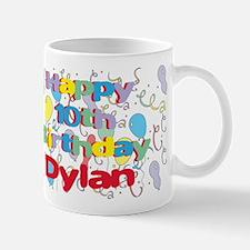 Dylan's 10th Birthday Mug