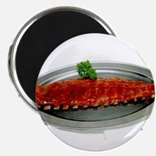 """Ribs Long End 2.25"""" Magnet (10 pack)"""
