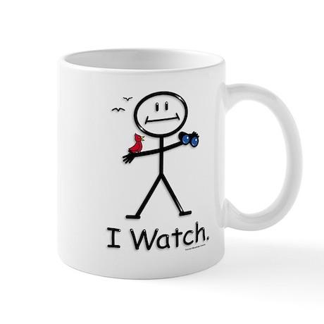 BusyBodies Bird Watching Mug