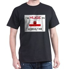 I'd HUGE In GIBRALTAR T-Shirt