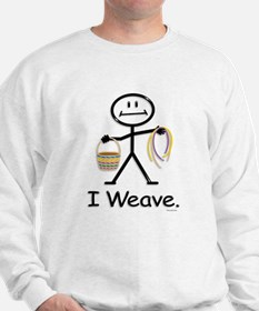 BusyBodies Basket Weaving Sweatshirt
