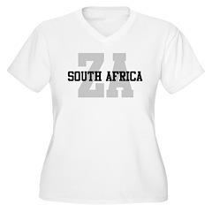 ZA South Africa T-Shirt
