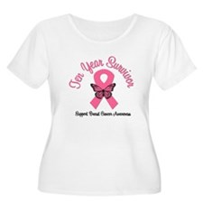 Breast Cancer (10 Yrs) T-Shirt