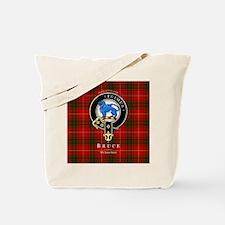 Clan Bruce - Just Tartan Tote Bag