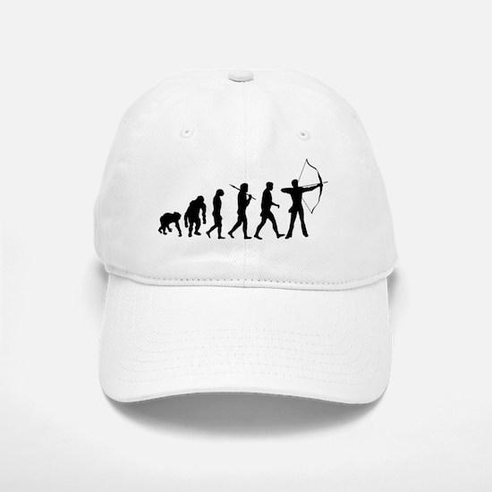 Evolution of Archery Baseball Baseball Cap