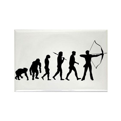 Evolution of Archery Rectangle Magnet