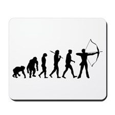 Evolution of Archery Mousepad